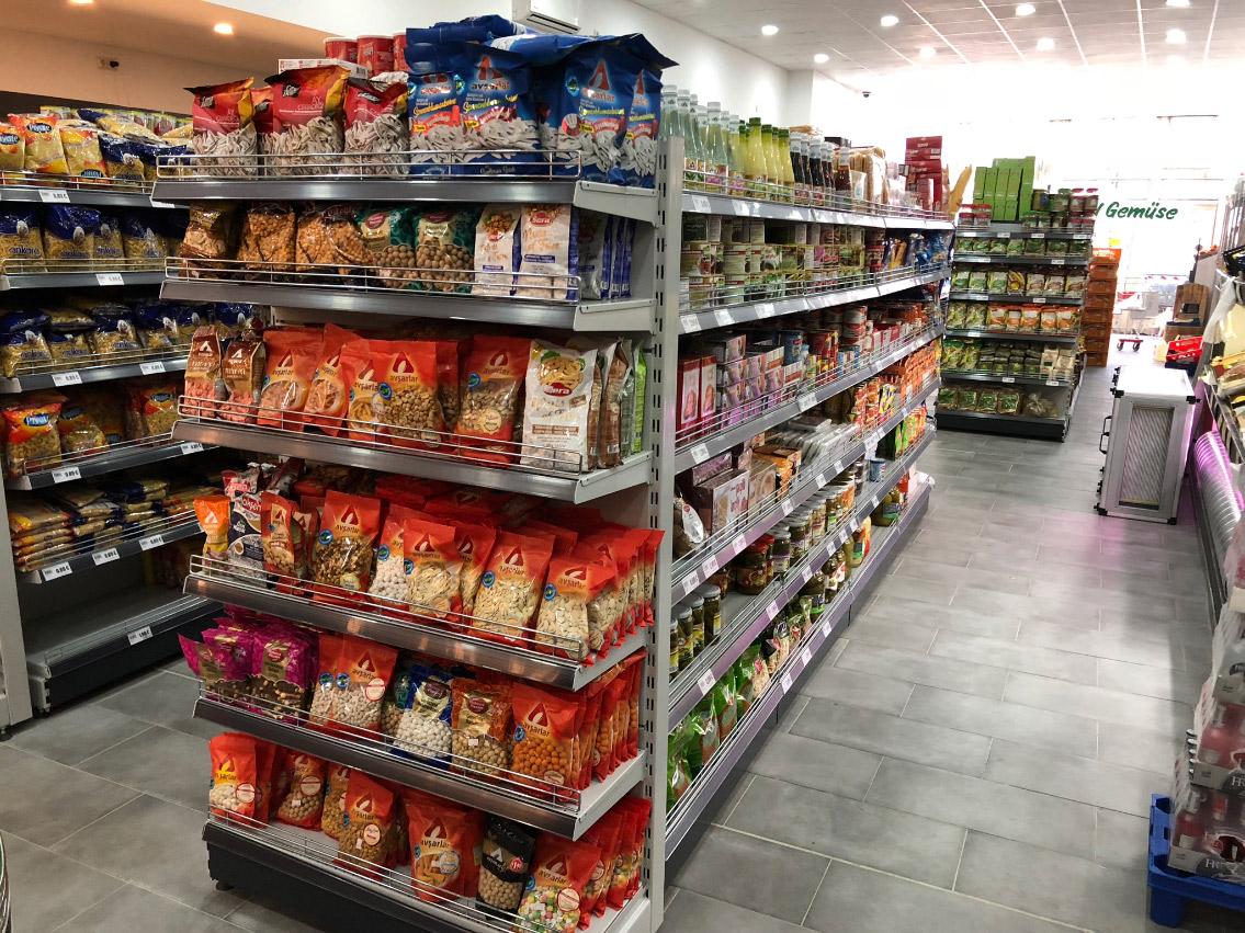 Asgastrotek Ladeneinrichtung Großmarktplanung Kühltechnik
